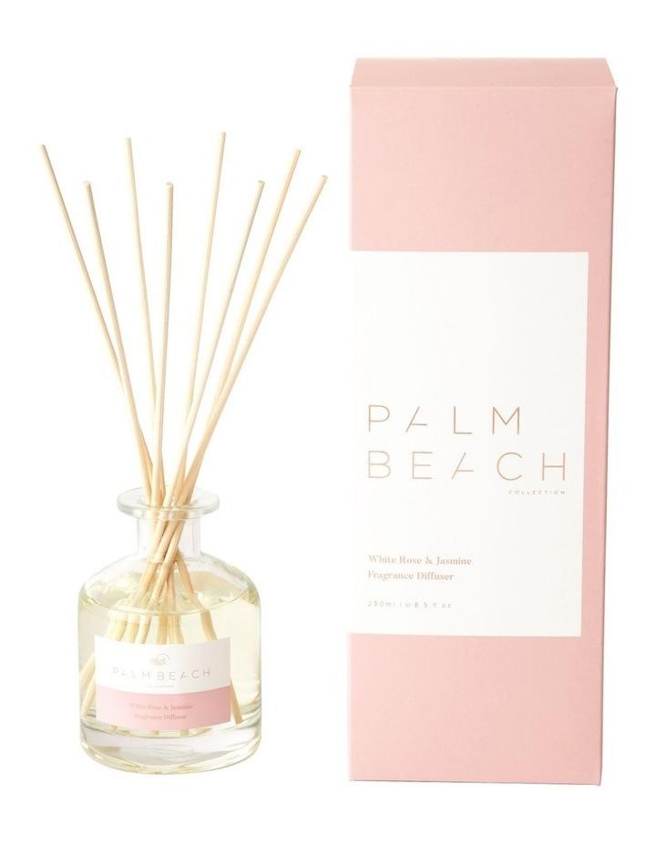 White Rose & Jasmine Fragrance Diffuser image 1
