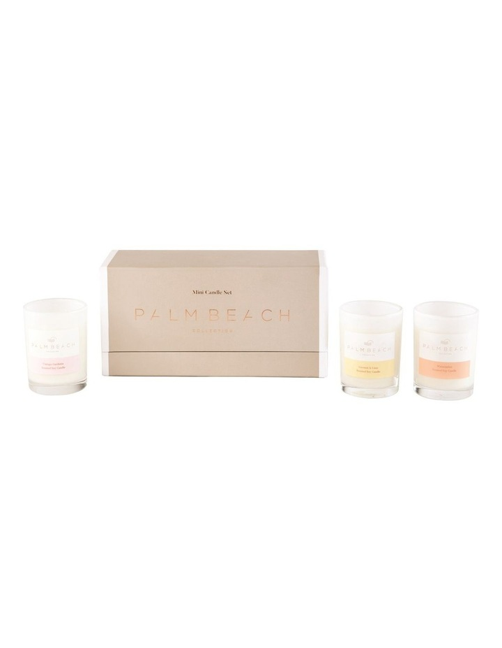 Mini Candle Gift Pack image 1