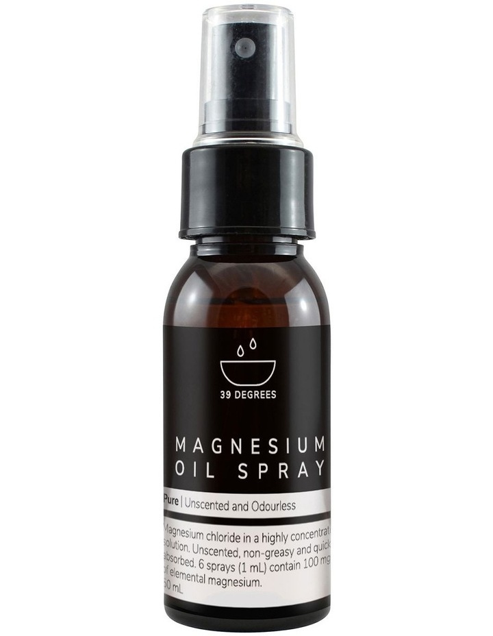 Magnesium Oil Spray 50ml image 1