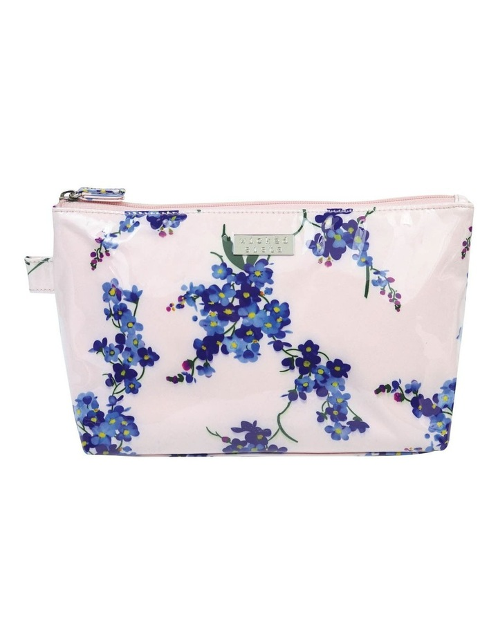 Sentimental In Pink Large Luxe Cosmetic Bag image 1