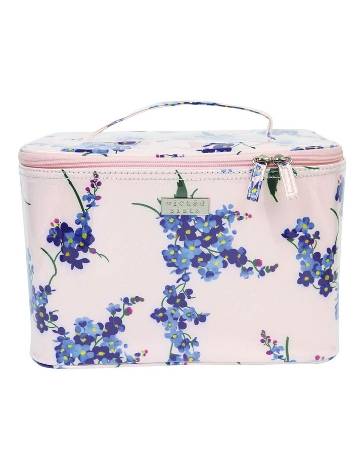 Sentimental In Pink Large Beauty Case image 1