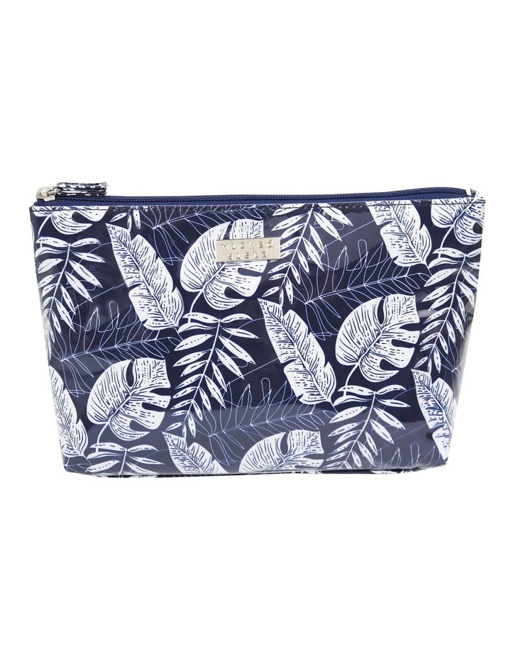 Fern Large Luxe Cosmetic Bag image 1