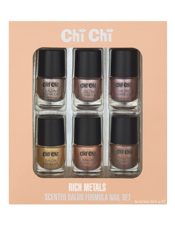Nail Mini Collection - Rich Metals image 1