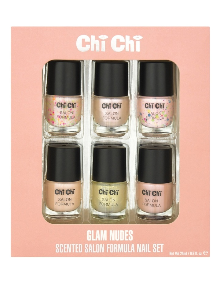 Nail Mini Collection - Glam Nudes image 1