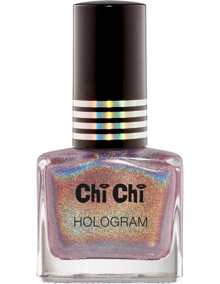 Hologram Nail Polish - Pink image 1