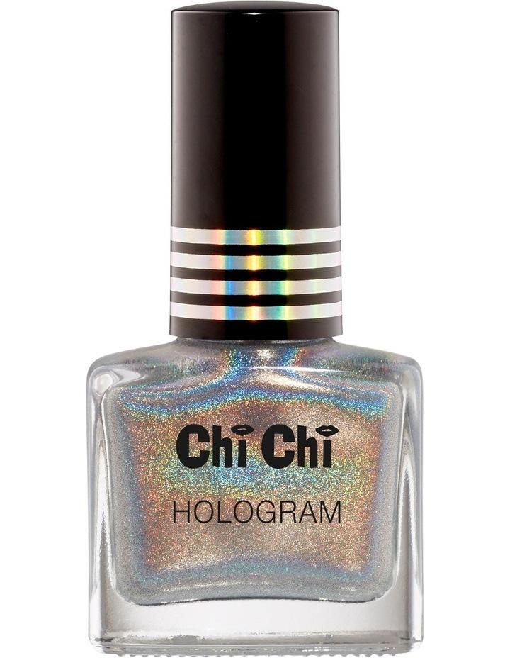 Hologram Nail Polish - Silver image 1