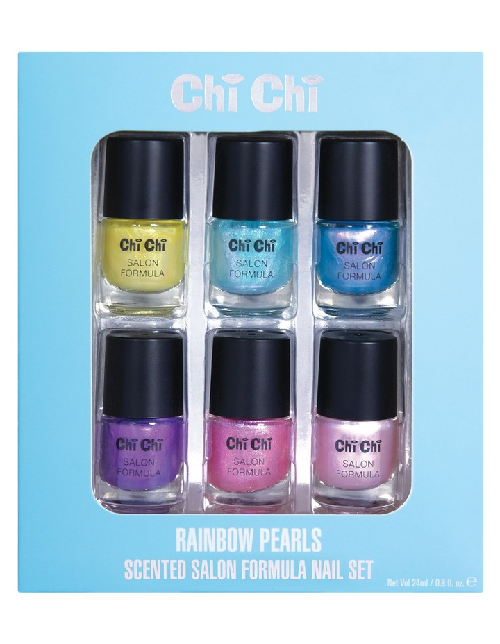 Nail Mini Collection - Rainbow Pearls image 1