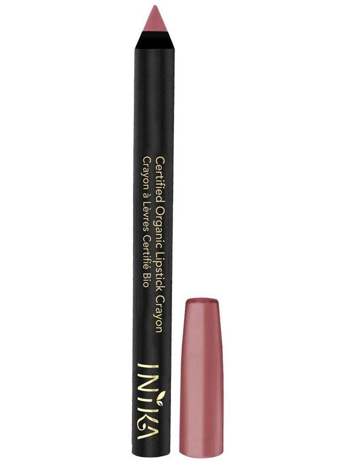 Certified Organic Lipstick Crayon image 1