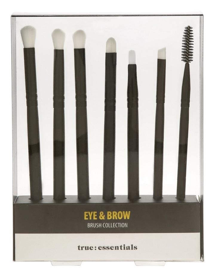 Eye & Brow Brush Set image 1