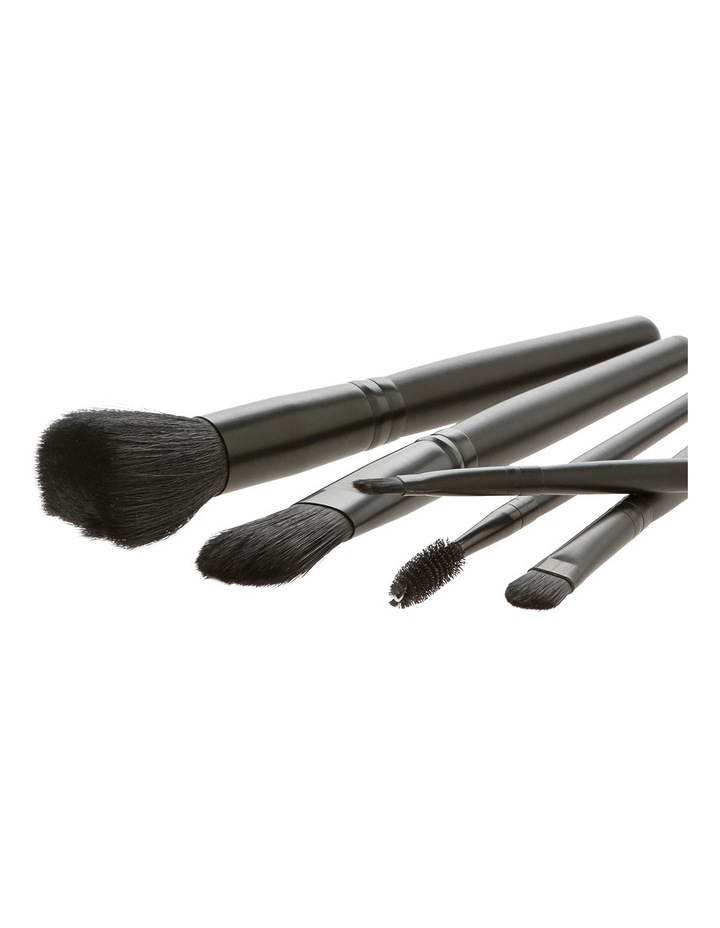 12 Pc Brush Set in Box With Lid image 2