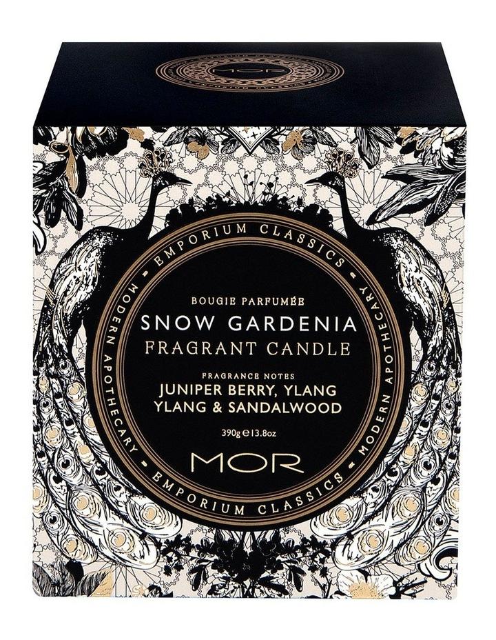 Emporium Classics Fragrant Candle Snow Gardenia image 2