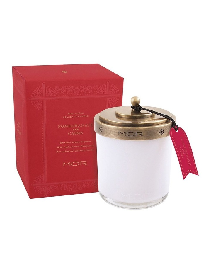 Fragrant Candle 380g Pomegranate & Cassis image 1