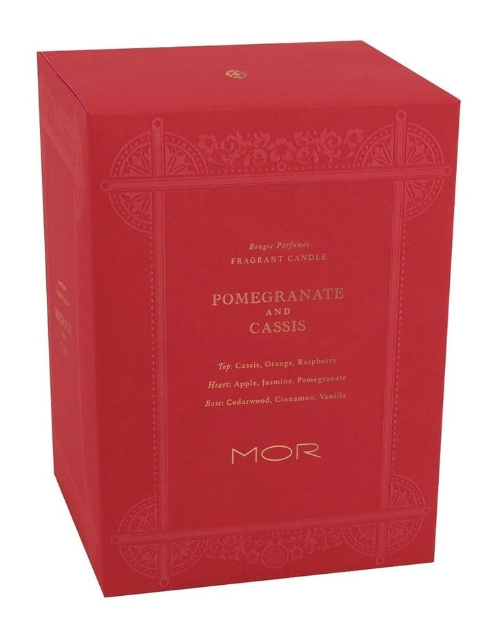 Fragrant Candle 380g Pomegranate & Cassis image 3