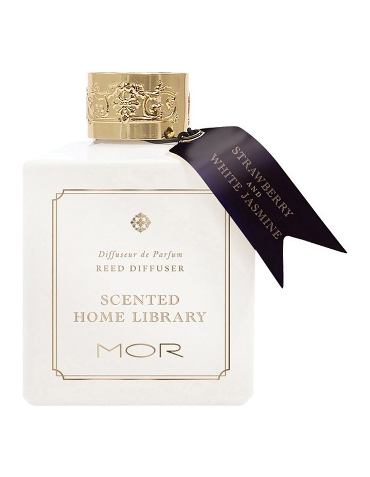 MOR Reed Diffuser 200Ml Strawberry & White Jasmine image 2
