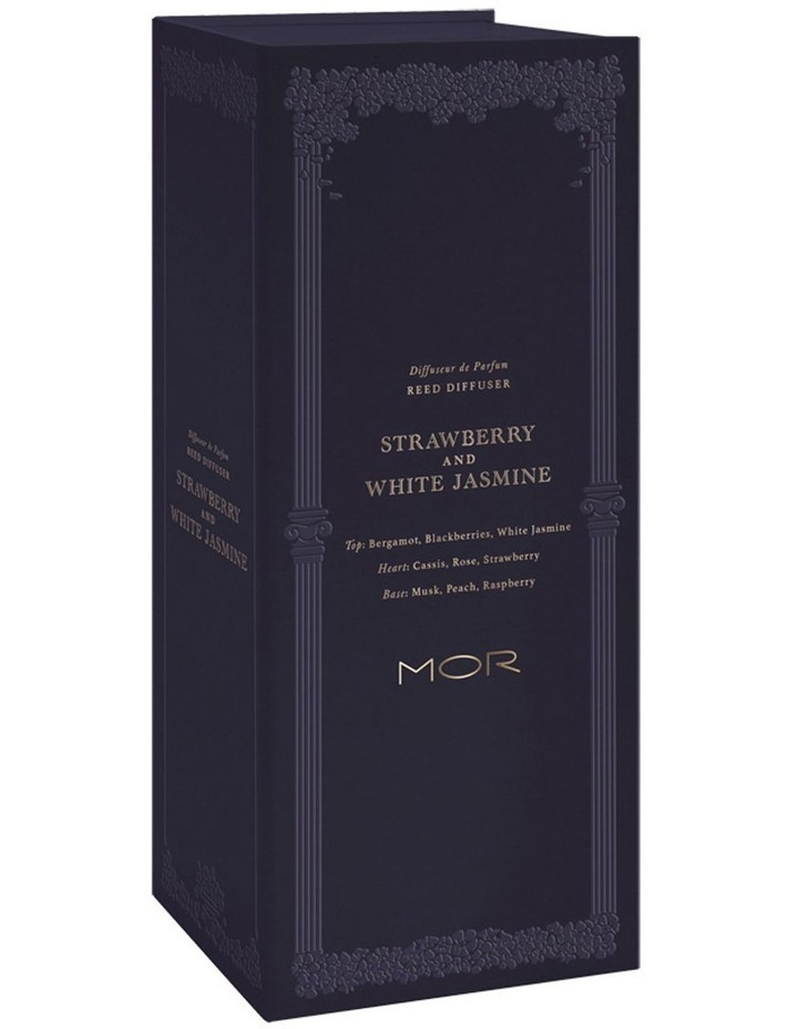 MOR Reed Diffuser 200Ml Strawberry & White Jasmine image 4