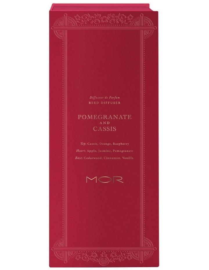 MOR Reed Diffuser 180ML Pomegranate & Cassis image 4