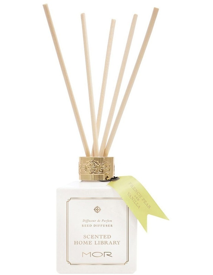 MOR Reed Diffuser 200Ml French Pear & Vanilla image 1
