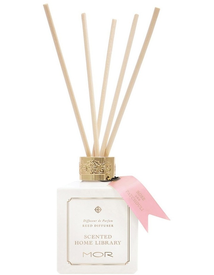 MOR Reed Diffuser 200Ml Rose & Patchouli image 1