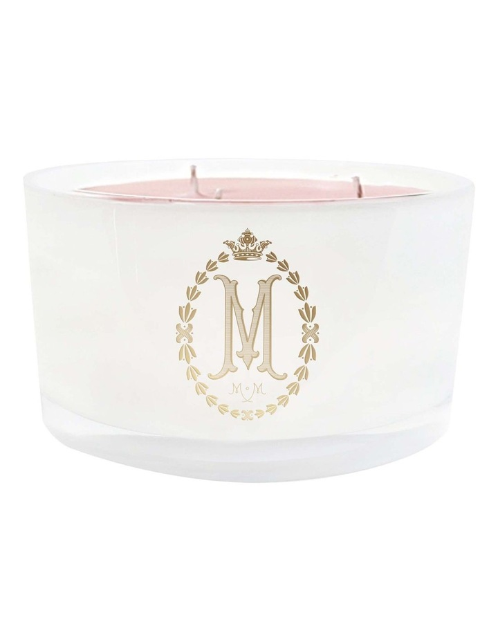 Marshmallow Grand Deluxe 3-Wick Soy Candle 600G image 1
