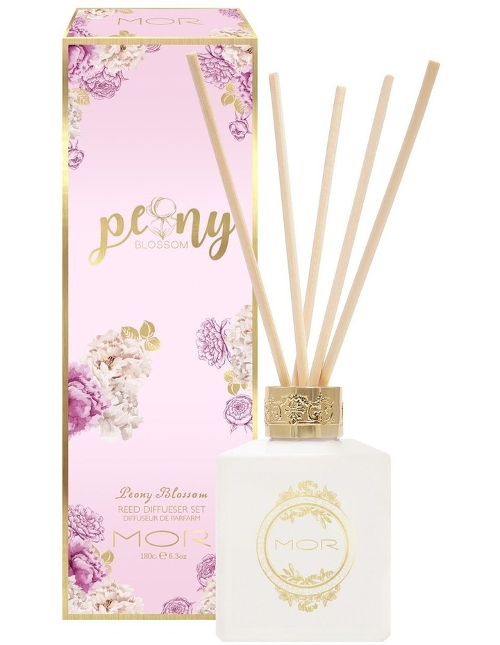 Reed Diffuser Peony Blossom 180ml image 1