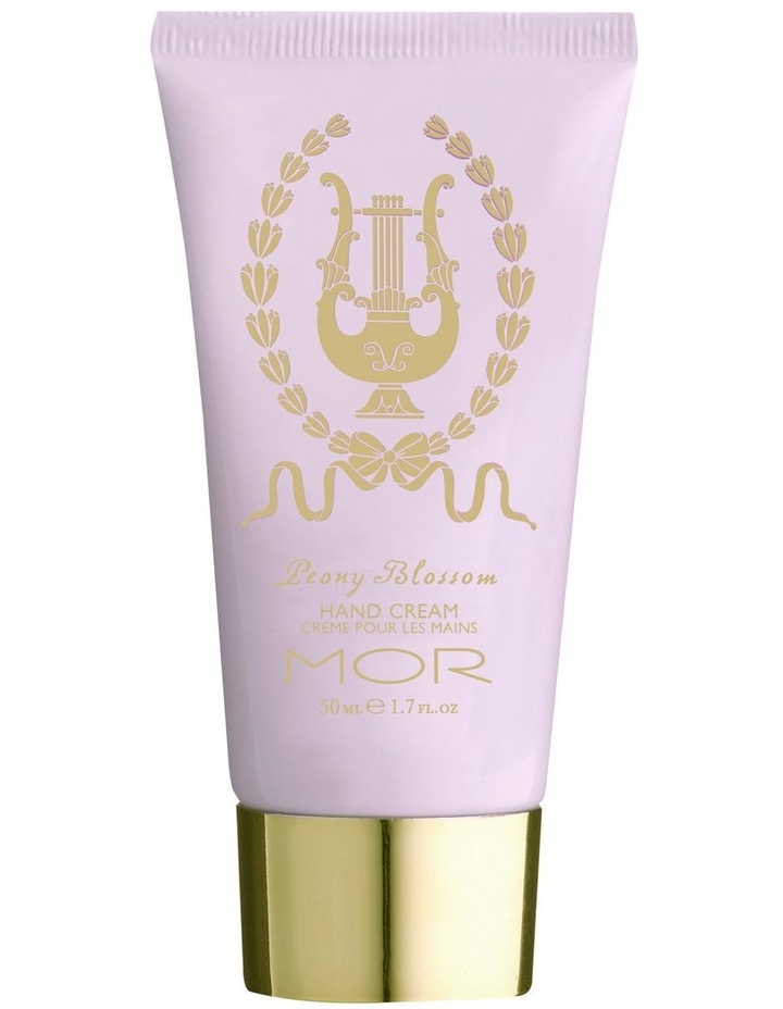 Hand Cream Peony Blossom 50ml image 1