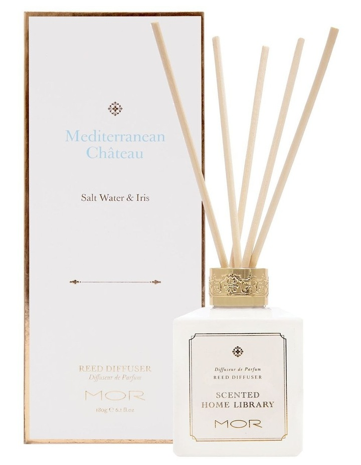 Limited Edition Mediterranean Chateau Reed Diffuser image 1