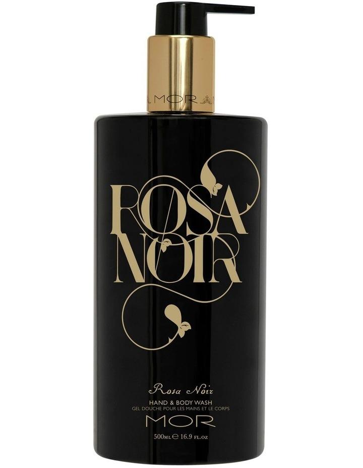 Rosa Noir Hand & Body Wash image 1