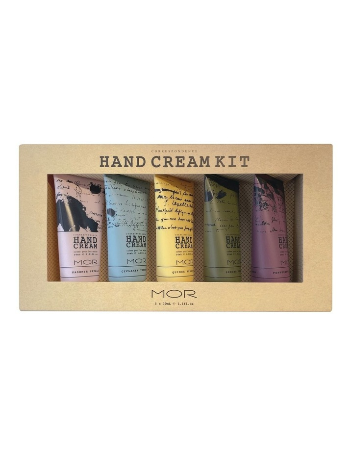 Correspondence Hand Cream Kit image 1