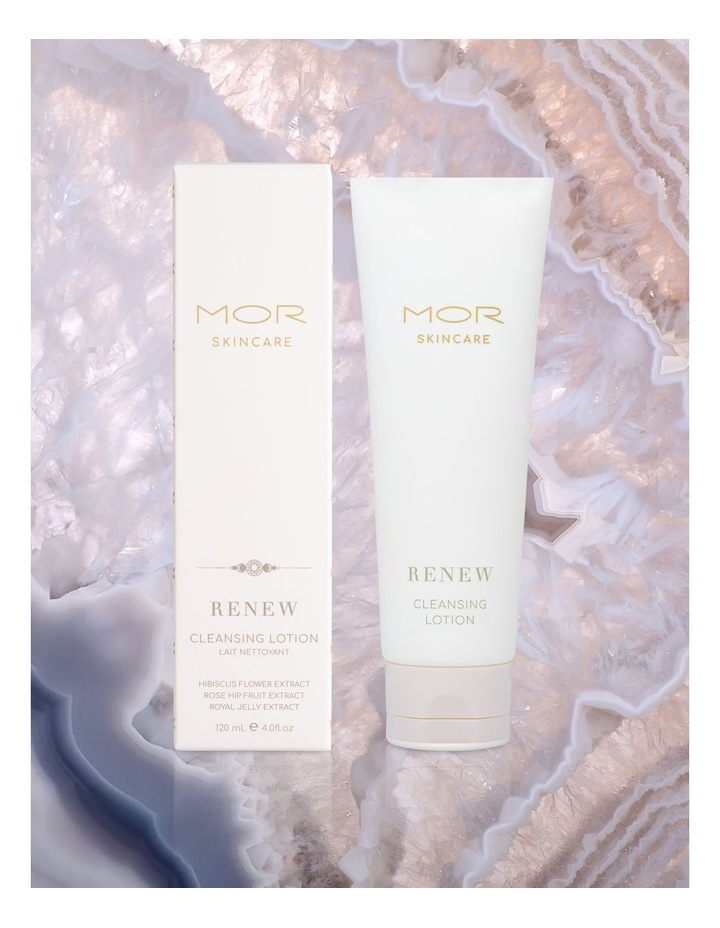 Renew Cleansing Lotion 120ml image 4