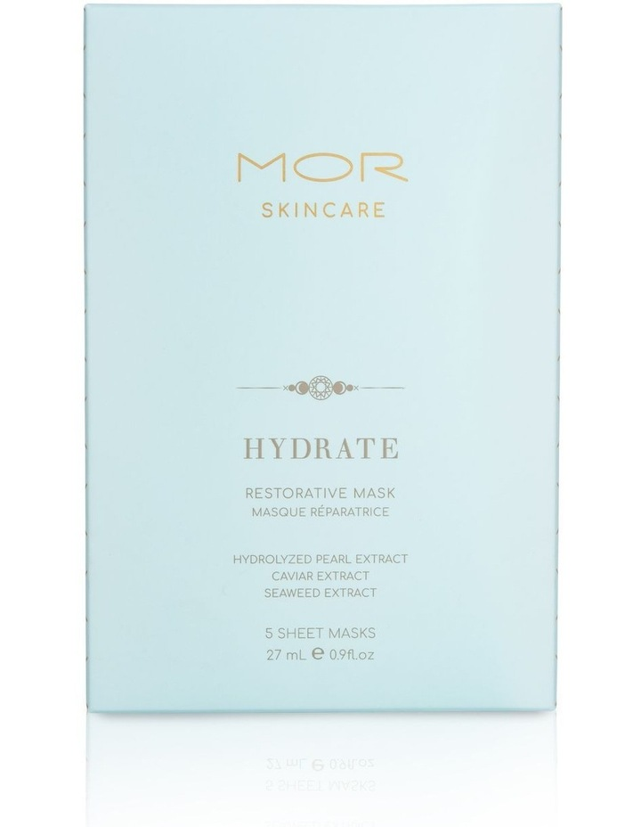 Hydrate Restorative Masks (5 Pack) image 3