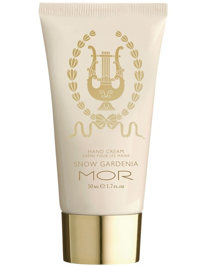 Little Luxuries Hand Cream 50mL Snow Gardenia image 1