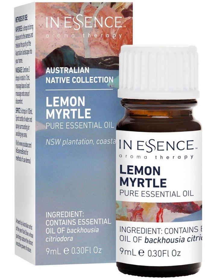 Australian Native Lemon Myrtle Oil 9ml image 1