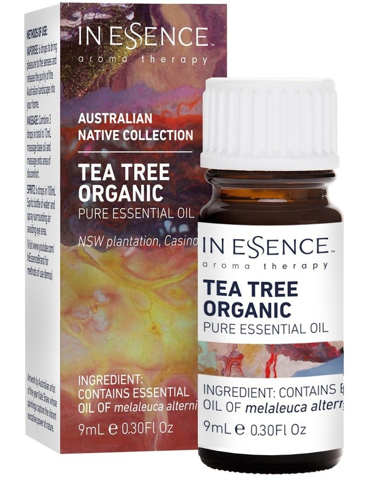 In Essence Australian Native Tea Tree Organic oil 9ml image 1