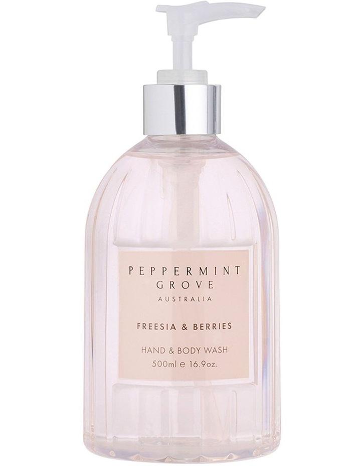 Freesia & Berries Hand & Body Wash 500ml image 2