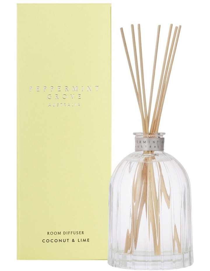 Coconut & Lime Large Diffuser 350ml image 1