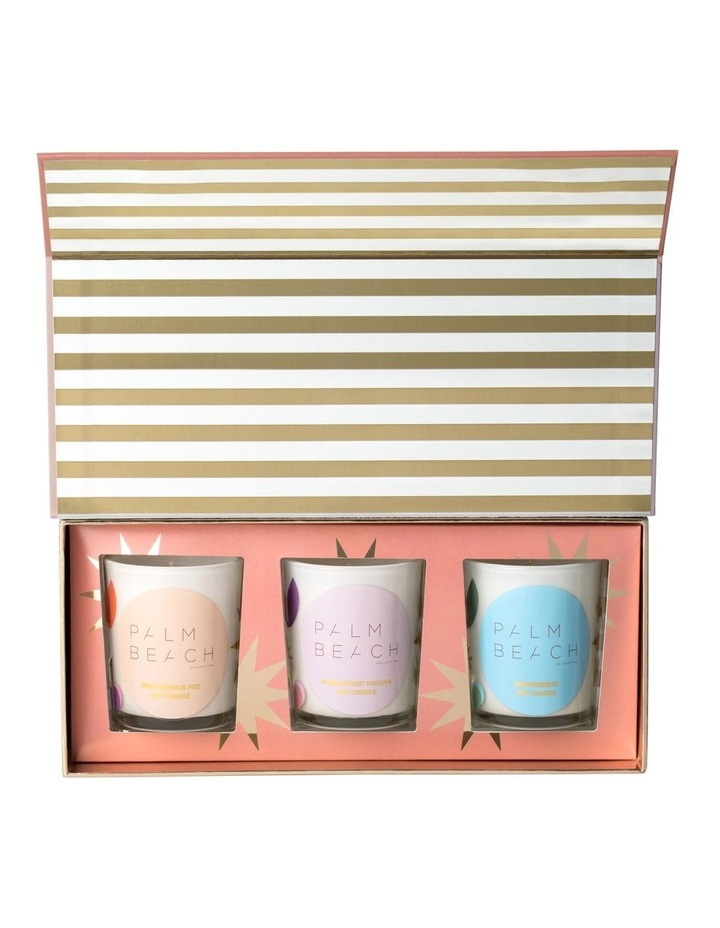 Trio Candle Pack - Christmas 2021 image 2