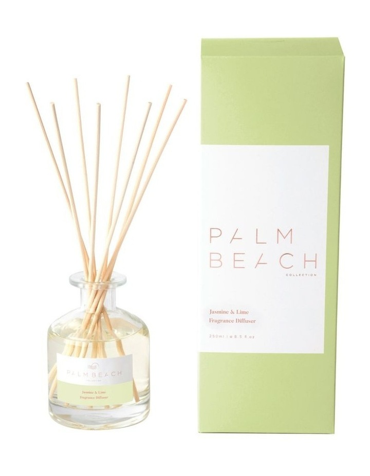 Fragrance Diffuser - Jasmine & Lime 250ml image 1