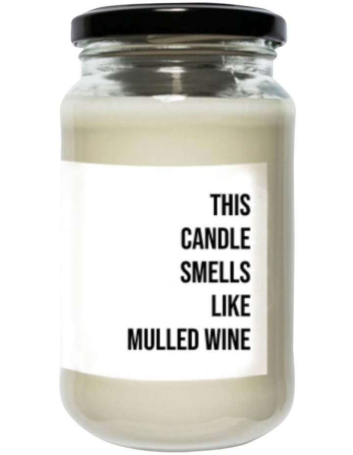 Mulled Wine Soy Candle image 1