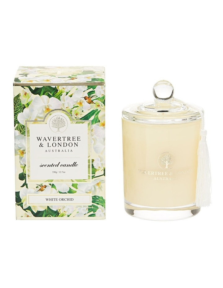 White Orchid Candle image 1