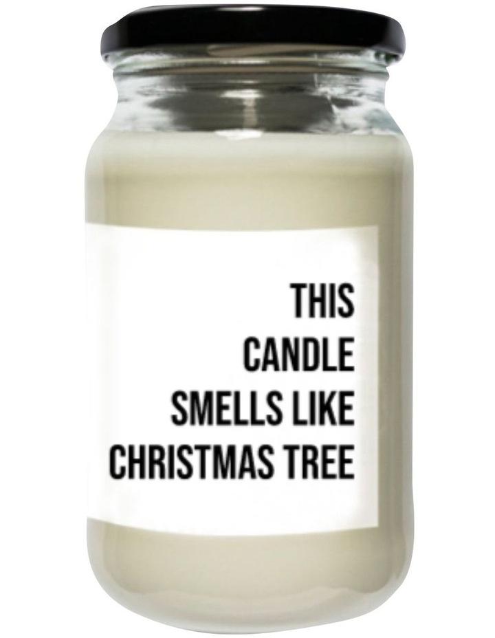 Christmas Tree Soy Candle Christmas Tree image 1