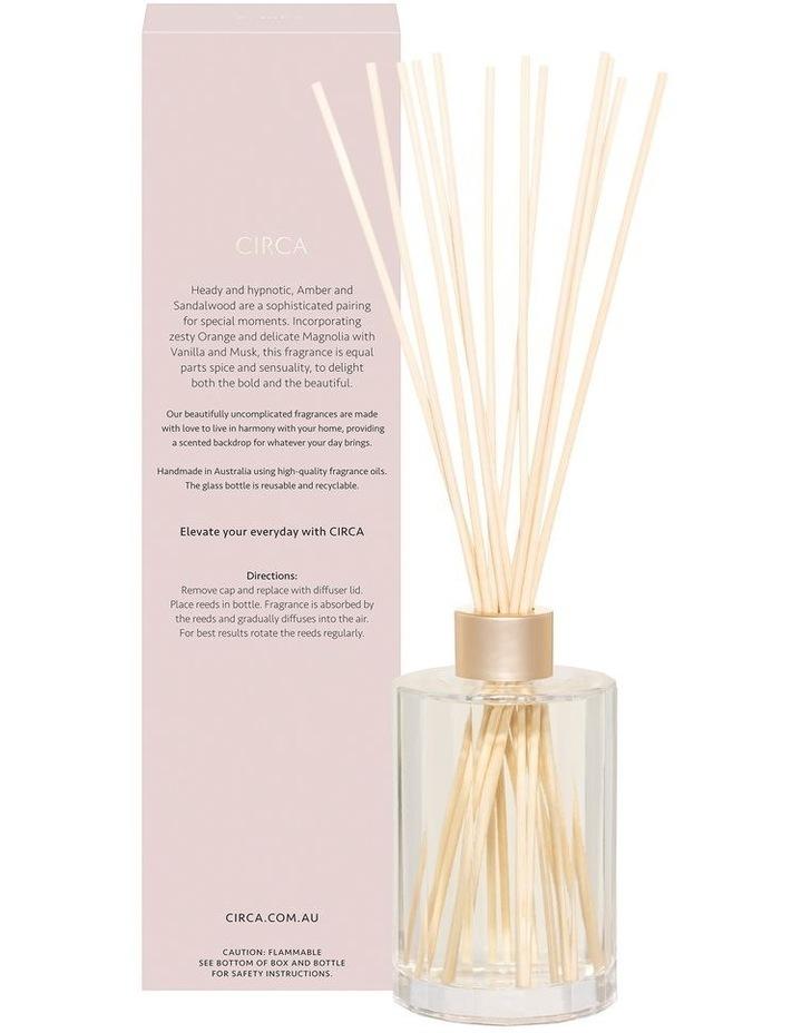 Amber & Sandalwood Fragrance Diffuser 250ml image 2