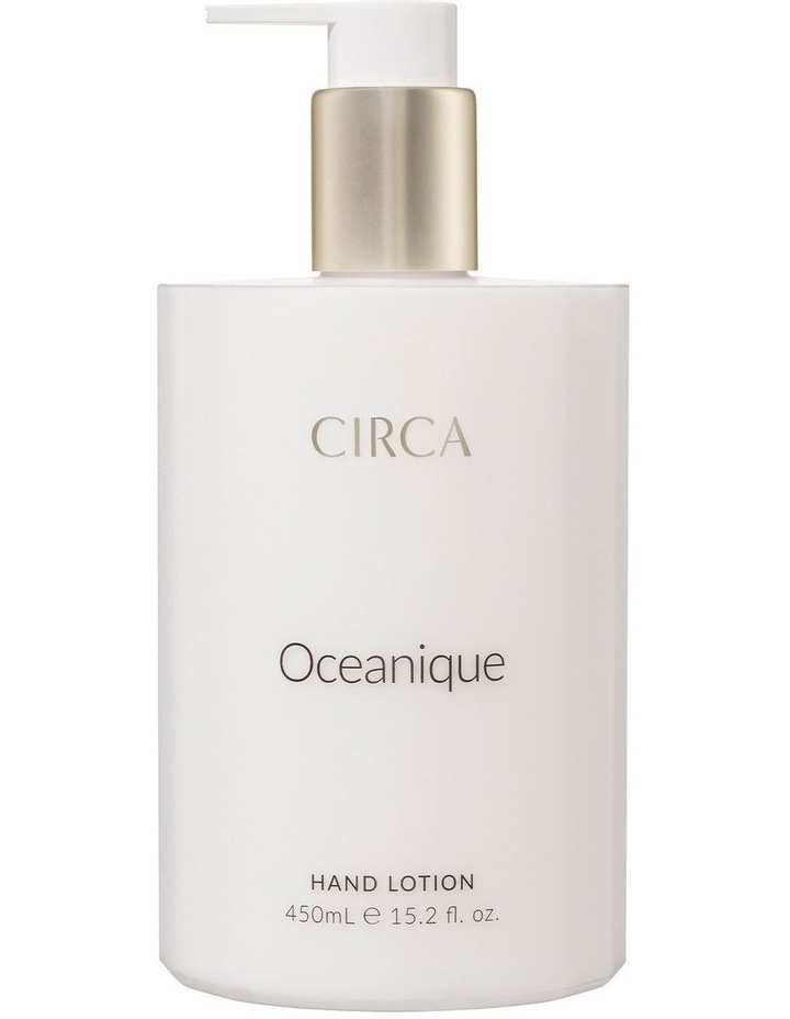 Oceanique Hand Lotion 450ml image 1