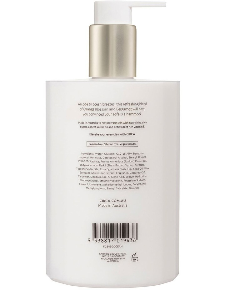 Oceanique Hand Lotion 450ml image 2