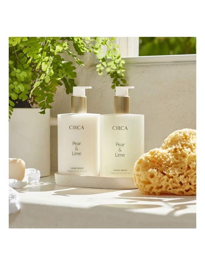 Pear & Lime Hand Lotion 450ml image 3