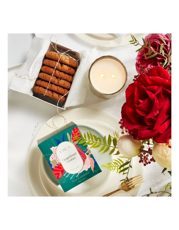 Gingerbread Cookies Christmas Scented Soy Candle 350g image 3