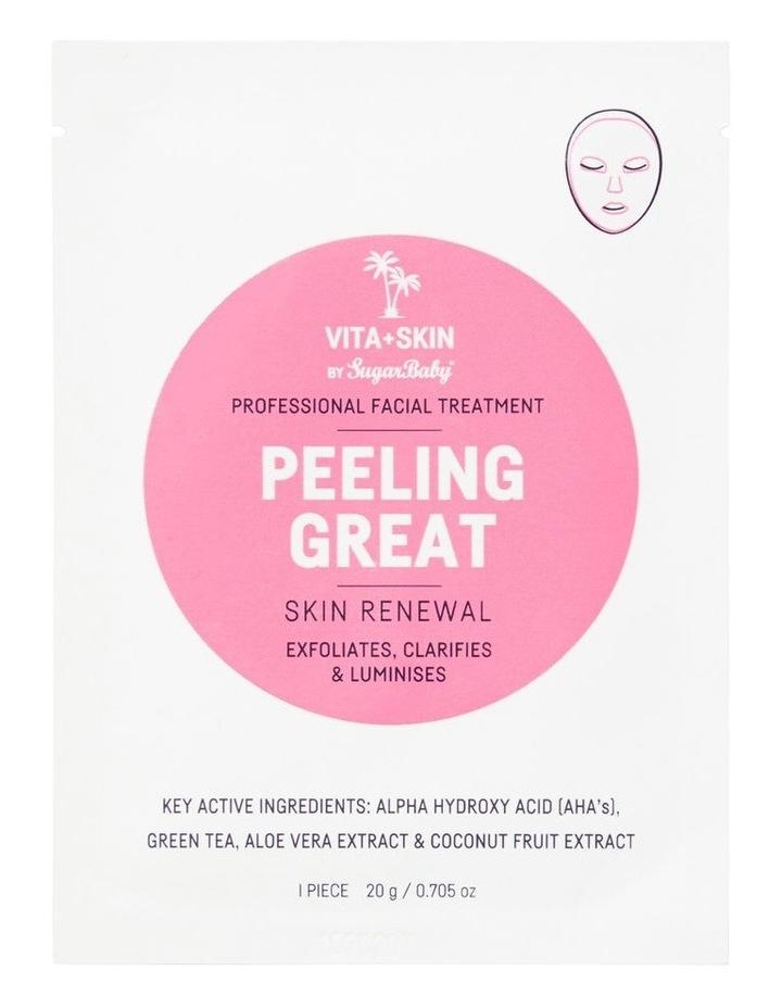 Peeling Great Face Mask Sachet image 1