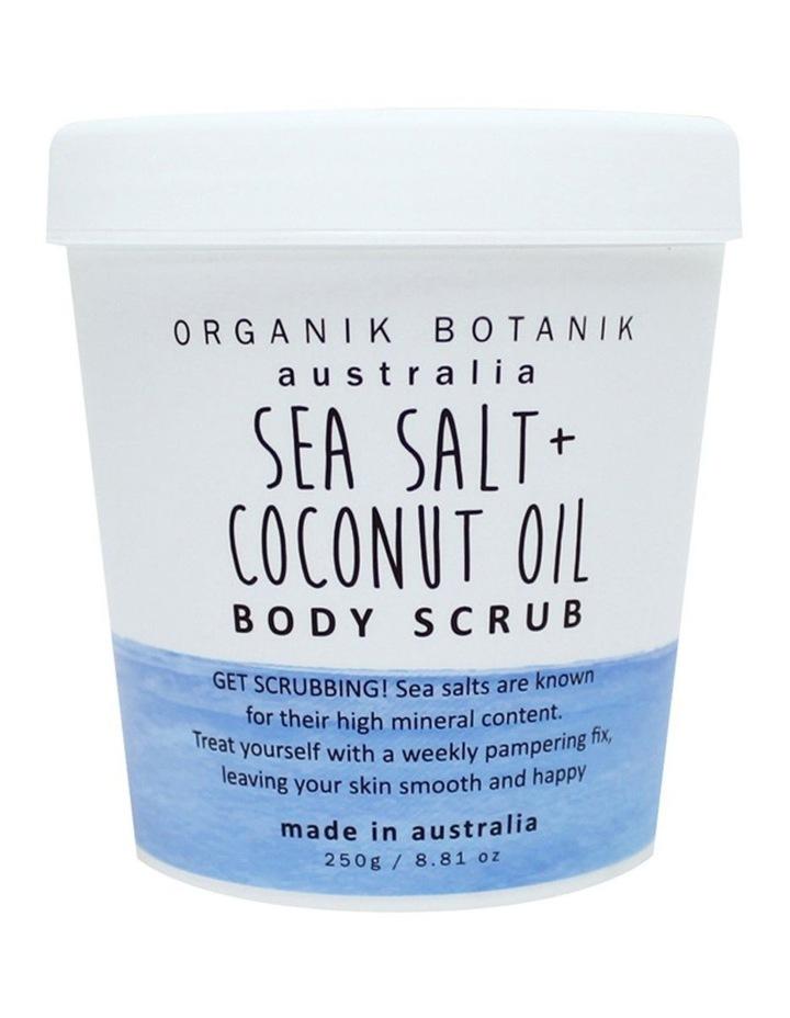Body Scrub Sea Salt & Coconut image 1