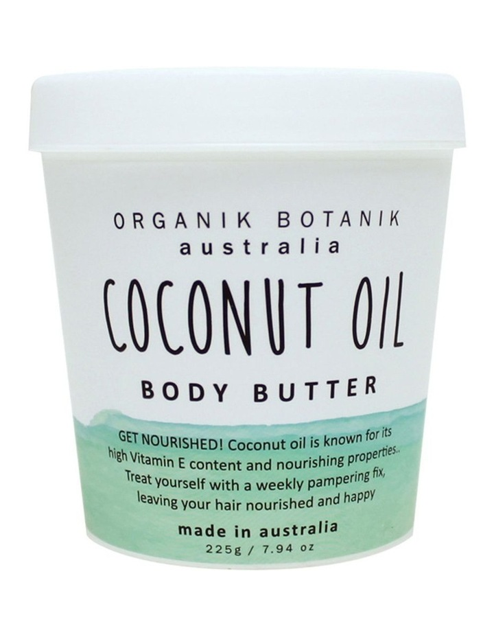 Body Butter Coconut Oil image 1