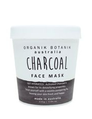 Face Mask Charcoal