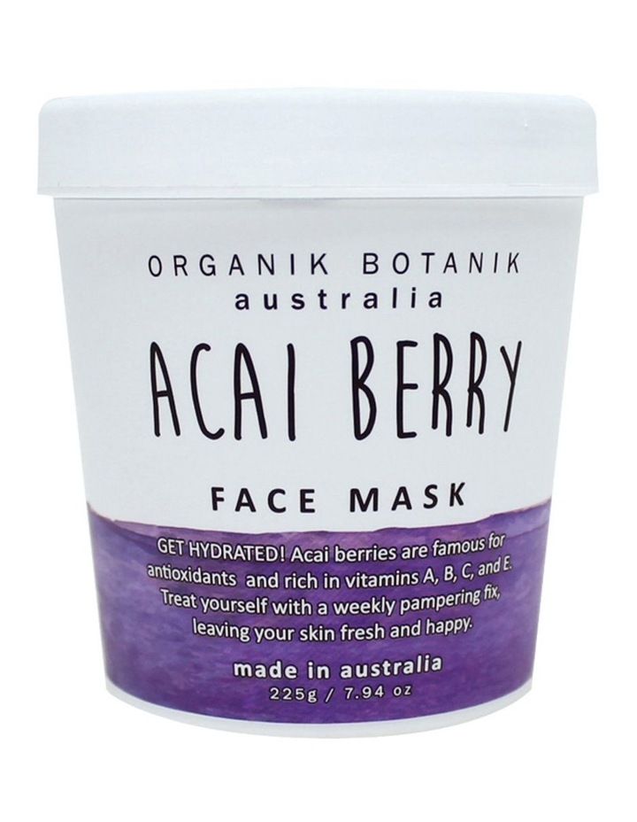 Face Mask Acai Berry image 1